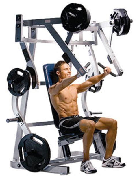 hammer strength incline bench machine true to the bone chest session 4 05 2013