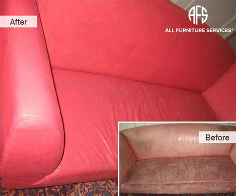 sofa leather dye re dye leather sofa before and after gallery leather