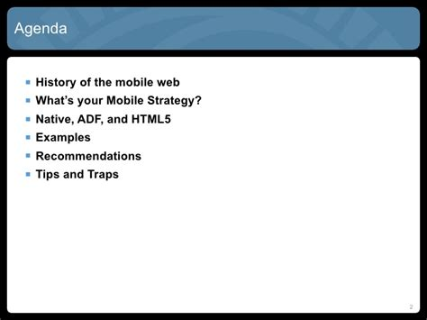 adf mobile application creating next generation adf mobile applications