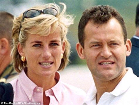 Paul Burrell Give It A Rest by Paul Burrell Said Diana Visits Him In His Dreams Daily