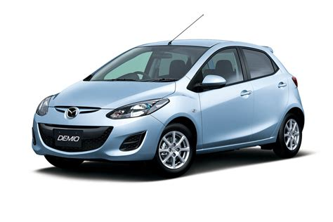 mazda demio gets special edition versions of mazda demio hatch