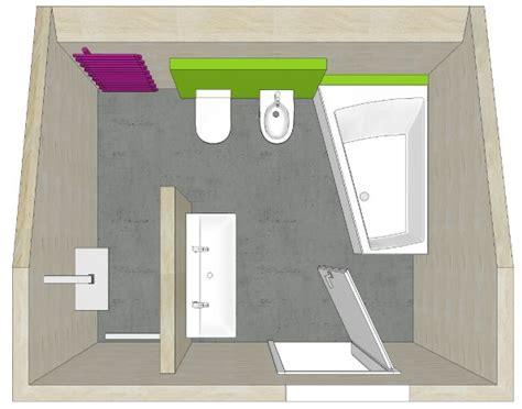 die besten 25 bad mit dachschr 228 ge ideen auf - Badezimmer Qualität