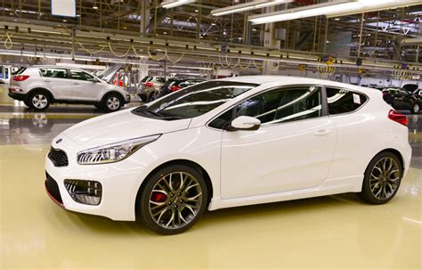 Kia Automobiles Kia Motors Slovakia Records A Successful Half Of