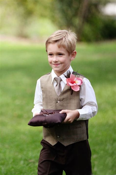 ring bearer ring bearer help weddingbee