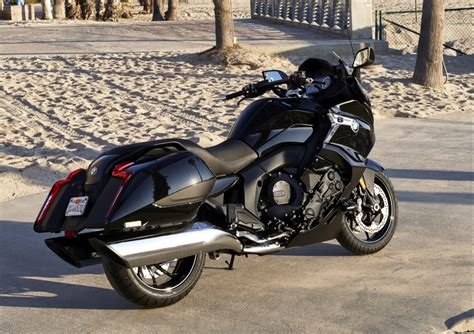 bmw s k1600 b bagger makes its debut in the us