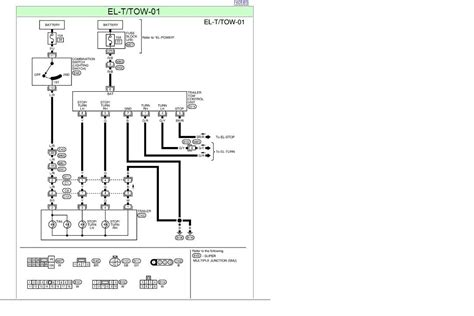 2014 pathfinder trailer harness wiring diagrams wiring