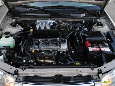 Toyota Camry V6 Engine 2001 Toyota Camry Le V6 3 0 Liter Dohc 24 Valve V6 Engine
