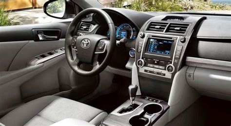 Camry 2014 Interior by 2014 Toyota Camry Hybrid Interior Car Interior Design