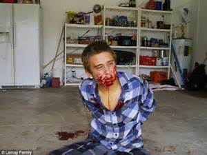 Borat Attacked In By Who Didnt Like His Jokes by Jared Left Bloodied After Fork Cop Sicced K 9