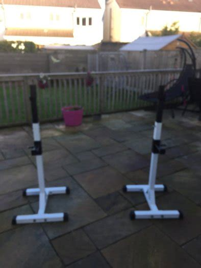 Bench Press Rack For Sale by Bench Press Or Squat Rack Can Use For Both For Sale In