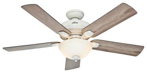 hunter matheston ceiling fan hunter 54091 matheston 52 inch cottage white ceiling fan