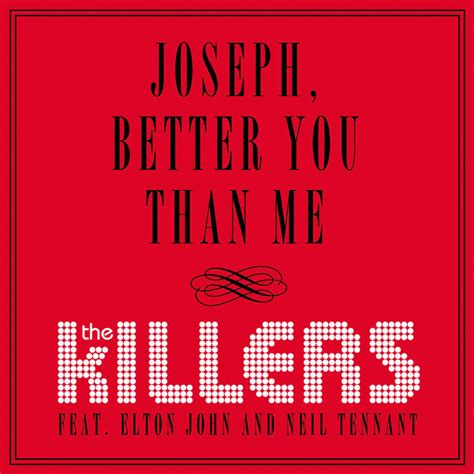 better by you better than me lyrics the killers joseph better you than me lyrics genius