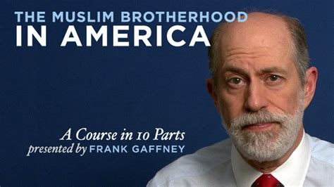 Moeslem Brothehood center for security policy the muslim brotherhood in america