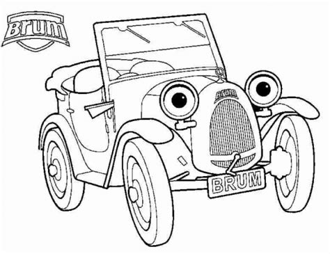 coloring book album credits brum car coloring pages sketch coloring page