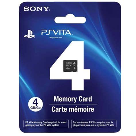 Memory Psp 4gb memory card 4gb psvita original