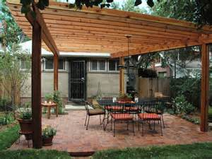 How To Build A Large Pergola by Pergola Ideas Modern Magazin