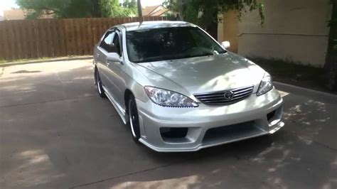 toyota camry 2005 modified toyota camry 2005 custom kit