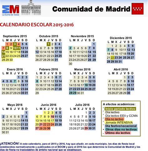 calendario escolar related image with calendario escolar 2015 2016