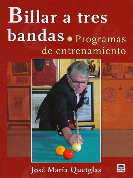 libro pool libro billar a 3 bandas programas de entrenamiento