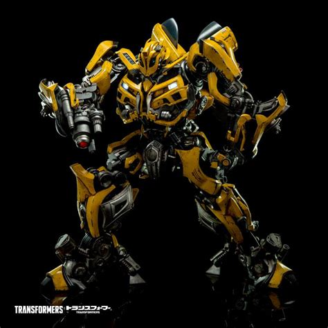 T Shirt Transformer 5 Bumblebee 3a 2007 transformers tf bumblebee 2009 camaro 15 quot 380mm