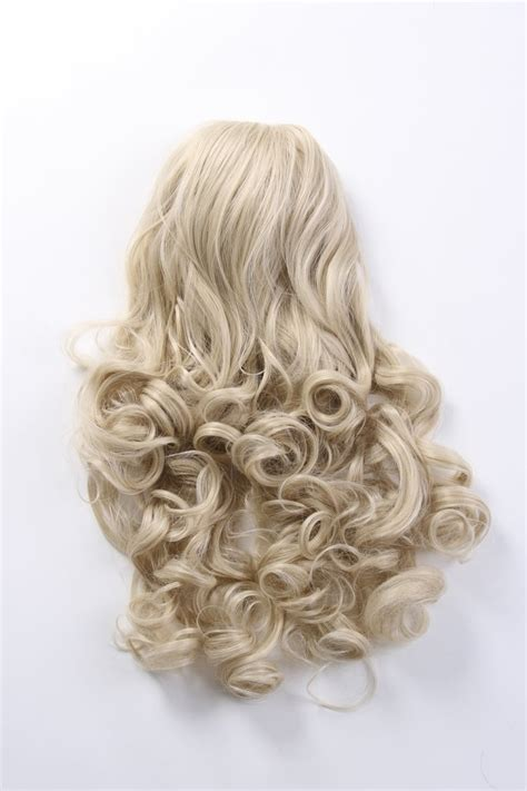 Hair Dryer Extension For Curly Hair db ruby curly blowdry 3 4 hair shade 24 613 light