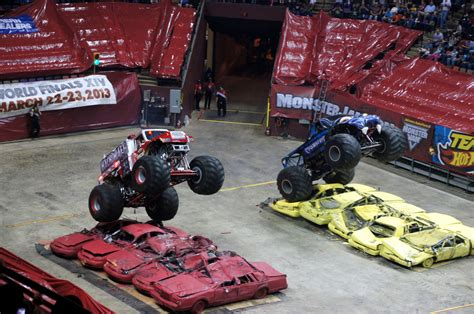 monster truck shows monster truck jam american culture explored in
