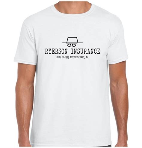 groundhog day insurance ned ryerson insurance t shirt t shirts