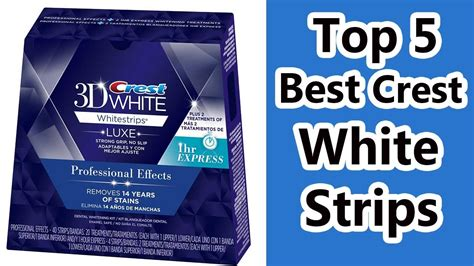 top  crest white strips review  whitening strips