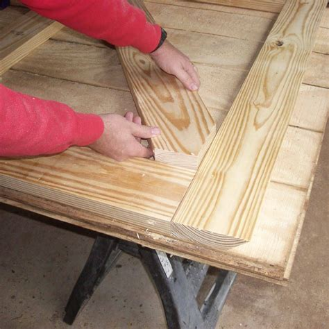 everything you need to build barn doors how to build