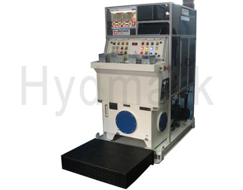 relief valve test bench hydmark applicon test bench
