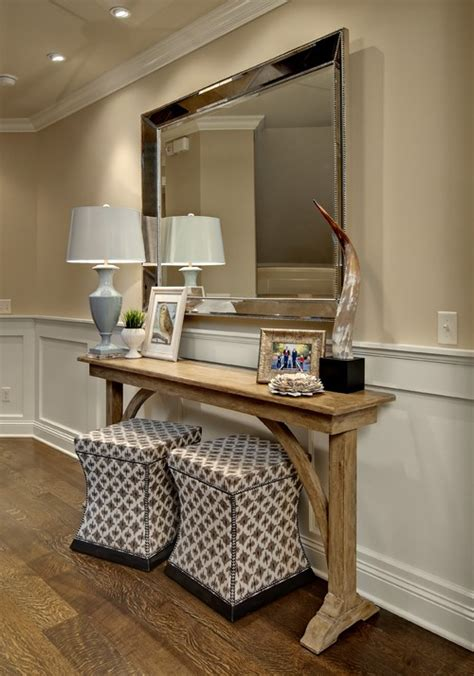 Mirror And Table For Foyer Where Did You Purchase The Mirror And Narrow Entry Table