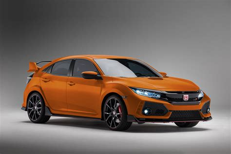 honda civic type r orange civic type r previewed in more colors page 2 2016