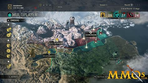 for of for honor review mmos