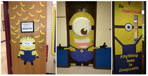 Minion Classroom Decor by 8 Minion Classroom Ideas You Ll Want To Try This Year