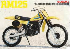 Rm125 Suzuki Suzuki Rm 125 2638738