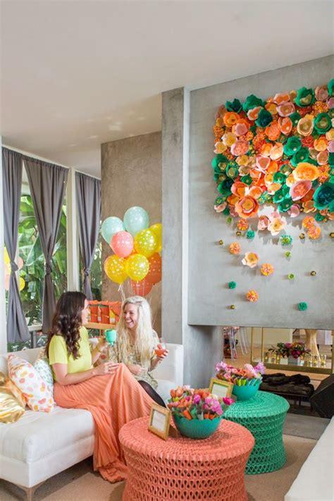 paper home decor best 25 flower wall decor ideas on pinterest diy wall