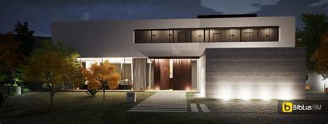 illuminazione esterna casa progettare l illuminazione esterna di un edificio con un