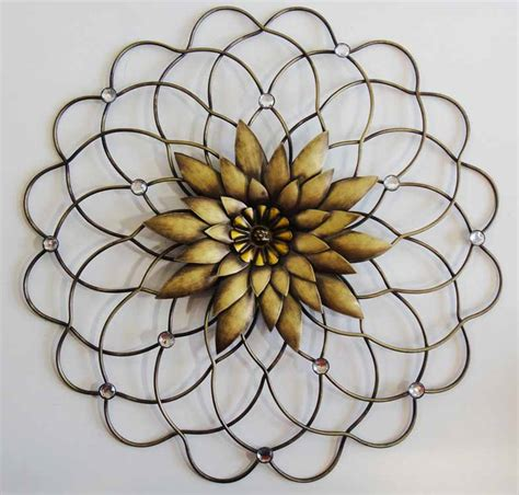 great metal wall decor flowers decorating ideas images in wall art design ideas floral canvas metal wall flower art