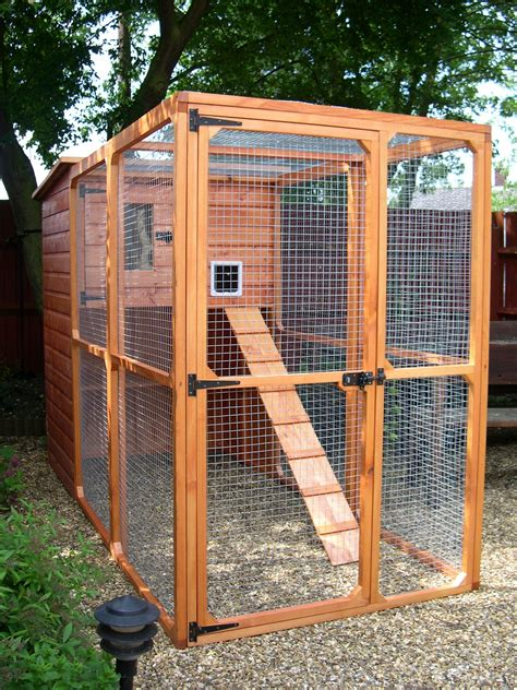 the cat house building a catio an outside cat enclosure whitburn whiskers