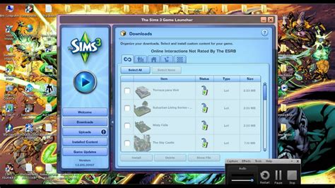 download mod game the sims 3 how to install mods in the sims 3 game and more youtube
