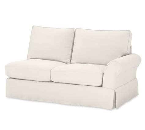 pb comfort pb comfort roll arm sectional component slipcovers