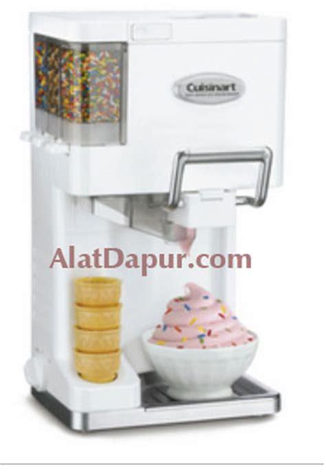 Mesin Yogurt Maker jual mesin pembuat es krim frozen yogurt cuisinart