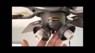Repair Ceiling Fan Chain How To Repair Pull Chain Light Switch In Ceiling Fan Youtube