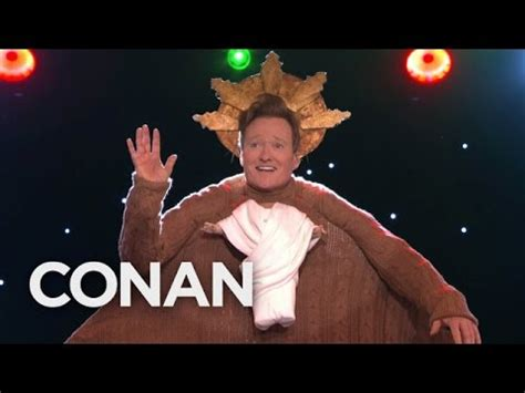 Sweater Conan the 2016 conan staff sweater competition conan