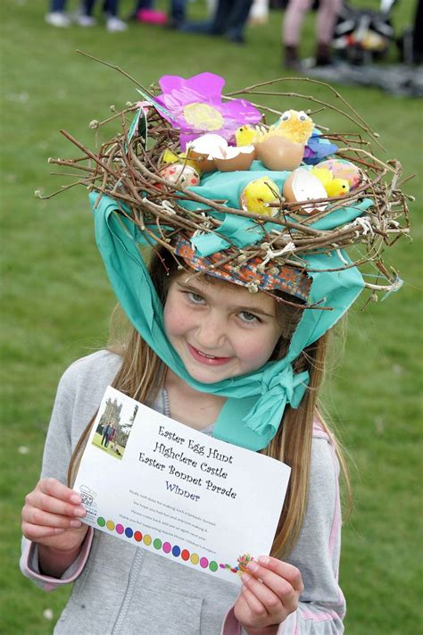 Handmade Easter Hats - 10 images about easter bonnet ideas on