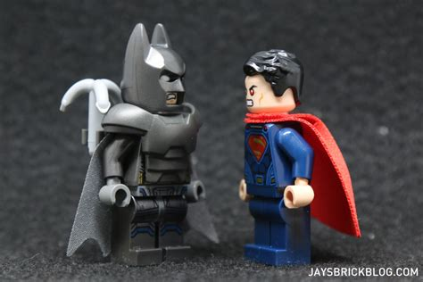 Lego Superman Vs Batman review lego 76044 clash of the heroes