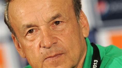 nff appoint gernot rohr as eagles technical adviser