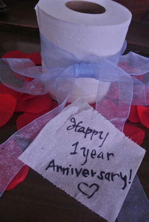 to create the wedding anniversary paper gift idea letters wedding