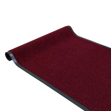 dirt barrier runner rug wearing non slip mat