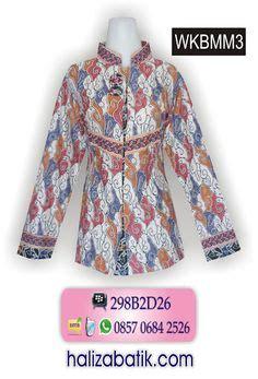 Atasan Blouse Wanita Katun Biru Catenzo Dc 010 Original Cibaduyut blus batik rangrang kombinasi polos r01ba rp 115 000 cocok untuk seragam batik kantor model